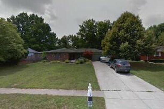 3 bed 3 bath Single Family at 8521 LAMIRA LN INDIANAPOLIS, IN, 46234 is for sale at 162k - google static map
