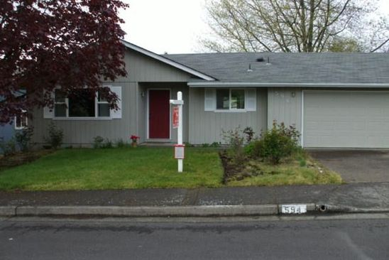 3 bed 2 bath Single Family at 594 HAMILTON ST SPRINGFIELD, OR, 97477 is for sale at 245k - google static map