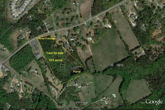 null bed null bath Vacant Land at 874 Pleasant Hill Rd NW Conyers, GA, 30012 is for sale at 135k - google static map