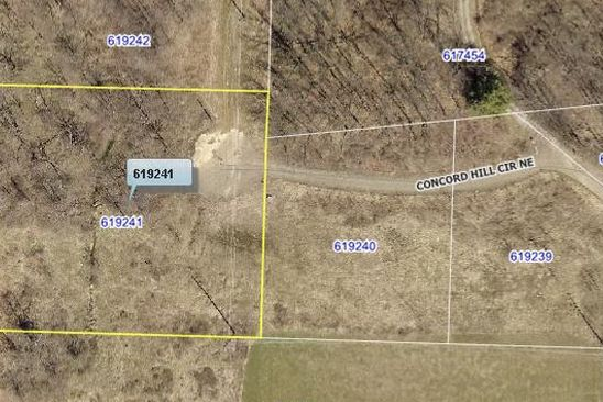 null bed null bath Vacant Land at 1265 CONCORD HILL CIR NE MASSILLON, OH, 44646 is for sale at 60k - google static map