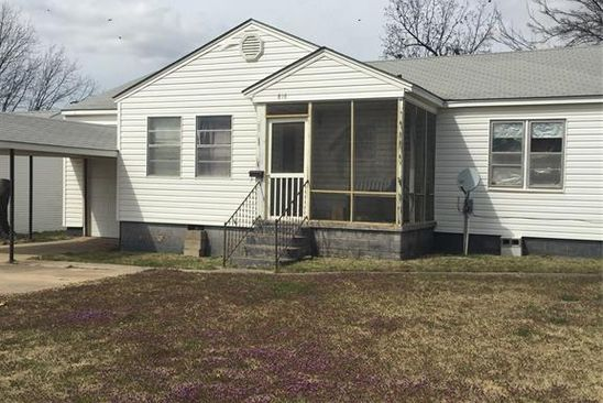 3 bed 2 bath Single Family at 816 E 4TH ST CUSHING, OK, 74023 is for sale at 35k - google static map