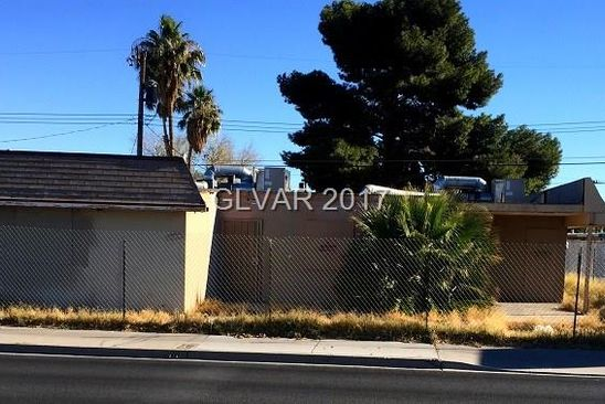 4 bed 3 bath Single Family at 1625 S EASTERN AVE LAS VEGAS, NV, 89104 is for sale at 165k - google static map