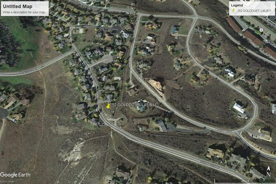 null bed null bath Vacant Land at 252 GOLD DUST DR EDWARDS, CO, 81632 is for sale at 330k - google static map