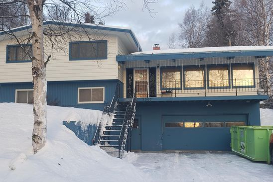 4 bed 2 bath Single Family at 3207 Pleasant Dr Anchorage, AK, 99502 is for sale at 265k - google static map