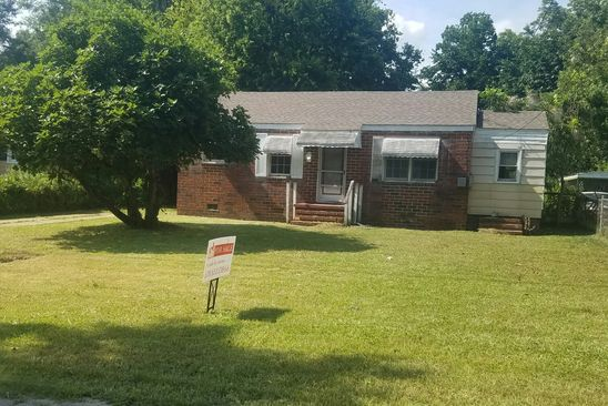 2 bed 1 bath Single Family at 3217 KNOX ST COLUMBUS, GA, 31903 is for sale at 16k - google static map