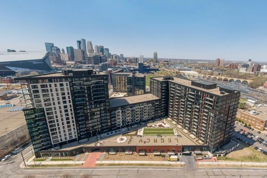 2 bed 2 bath Condo at 1240 S 2nd St Minneapolis, MN, 55415 is for sale at 527k - google static map
