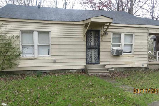 3 bed 2 bath Single Family at 119 BARHAM ST JACKSON, TN, 38301 is for sale at 25k - google static map