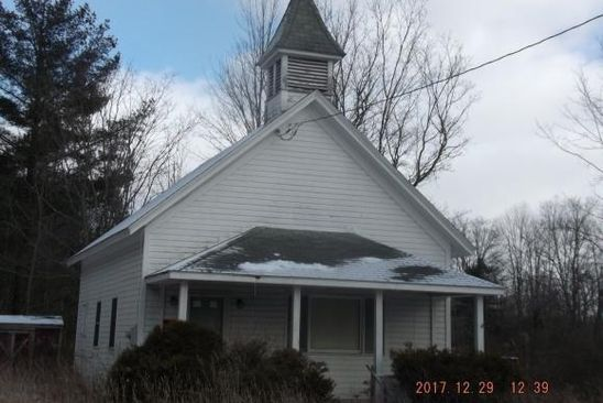 2 bed 1 bath Single Family at 324 CATLIN HILL RD OWEGO, NY, 13827 is for sale at 43k - google static map