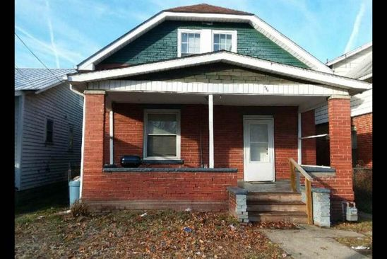 3 bed 1 bath Single Family at 825 25TH ST HUNTINGTON, WV, 25703 is for sale at 45k - google static map