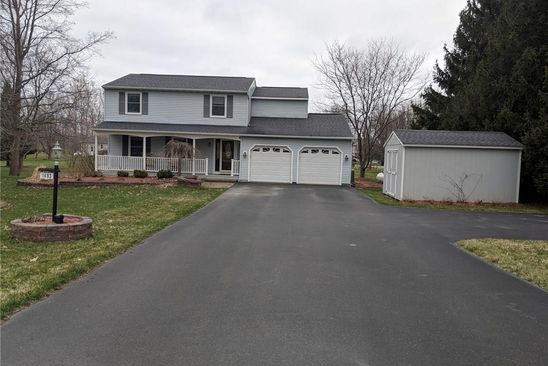 4 bed 3 bath Single Family at 1493 White Bridge Rd Chittenango, NY, 13037 is for sale at 249k - google static map