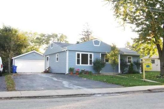 4 bed 1 bath Single Family at 61 ROBIN RD CARPENTERSVILLE, IL, 60110 is for sale at 116k - google static map