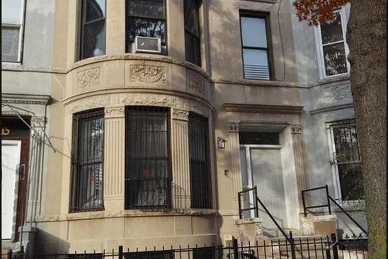 5 bed 3 bath Multi Family at 1397 STERLING PL BROOKLYN, NY, 11213 is for sale at 1.40m - google static map