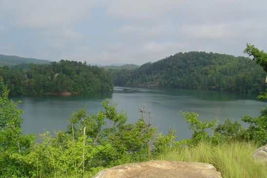 null bed null bath Vacant Land at NA Wispering Pine Ridge Fontana Lake Ests Bryson City, NC, 28713 is for sale at 499k - google static map