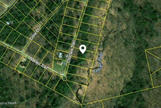 null bed null bath Vacant Land at  Choctaw Trl Gouldsboro, PA, 18444 is for sale at 3k - google static map