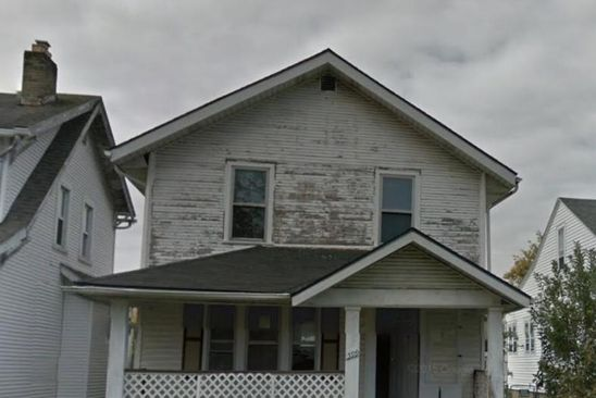 4 bed 2 bath Single Family at 599 TOWNSEND AVE COLUMBUS, OH, 43223 is for sale at 80k - google static map
