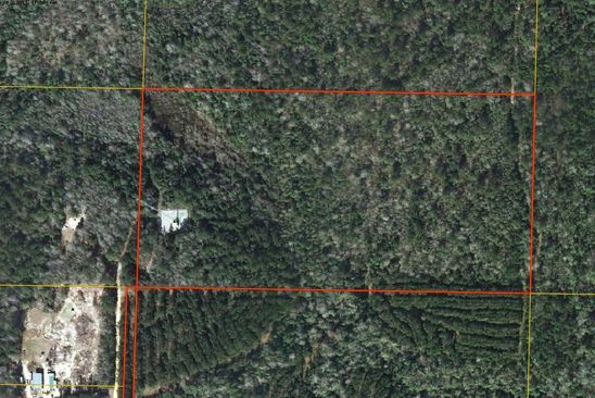 null bed null bath Vacant Land at 20 +/- Ac Adams Way Defuniak Springs, FL, 32433 is for sale at 73k - google static map