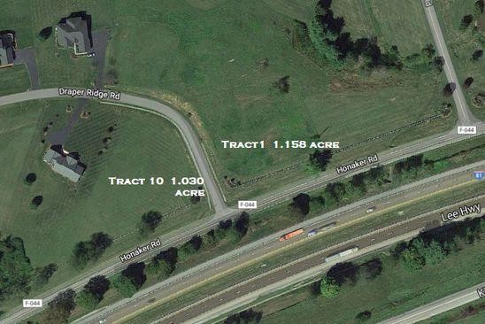 0 bed null bath Vacant Land at 2685 Draper Ridge Rd Draper, VA, 24324 is for sale at 27k - google static map