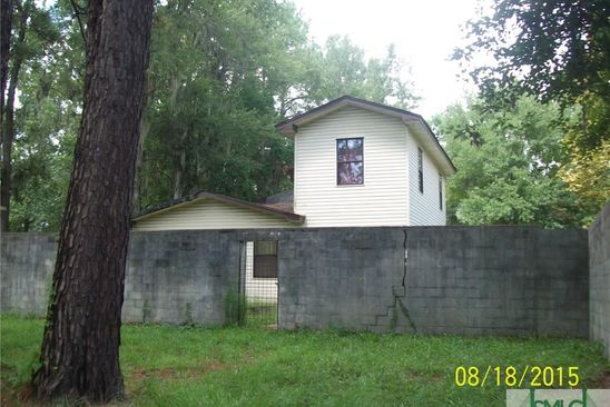2 bed 1 bath Single Family at 5060 OLD LOUISVILLE RD POOLER, GA, 31322 is for sale at 60k - google static map