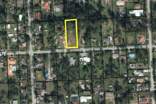 3 bed null bath Vacant Land at 75 NE 156th St Miami, FL, 33162 is for sale at 475k - google static map