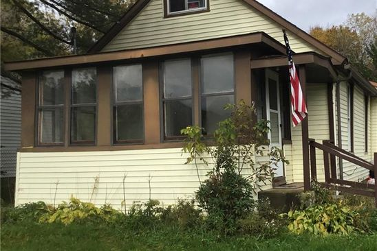 2 bed 1 bath Single Family at 26 TUXILL AVE CORNING, NY, 14830 is for sale at 30k - google static map