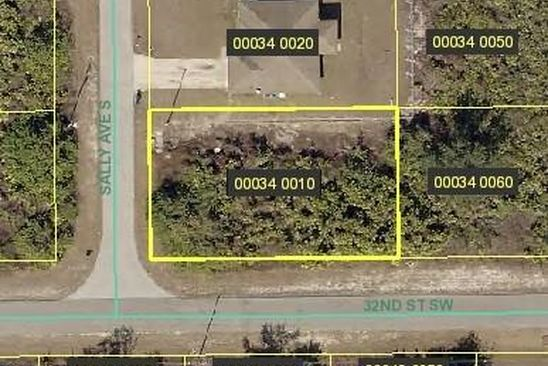 null bed null bath Vacant Land at 3105 Sally Ave S Lehigh Acres, FL, 33976 is for sale at 7k - google static map