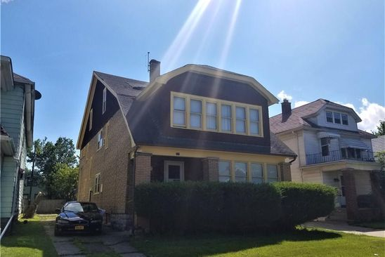 6 bed 2 bath Multi Family at 313 LASALLE AVE BUFFALO, NY, 14215 is for sale at 100k - google static map