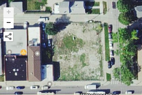 null bed null bath Vacant Land at 7400 W Belmont Ave Chicago, IL, 60634 is for sale at 675k - google static map