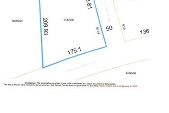 null bed null bath Vacant Land at 101 MOUNTAIN BROOK DR BESSEMER CITY, NC, 28016 is for sale at 20k - google static map