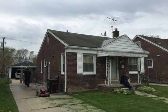 3 bed 1 bath Single Family at 6321 MARSEILLES ST DETROIT, MI, 48224 is for sale at 25k - google static map