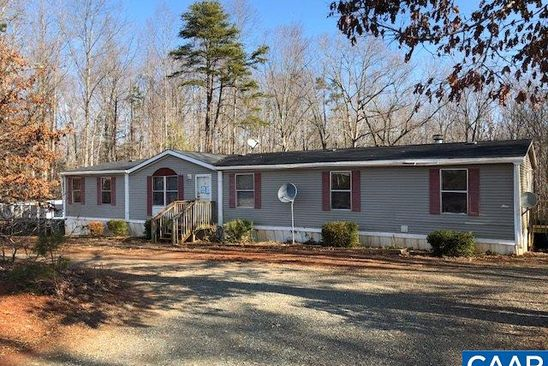 4 bed 2 bath Single Family at 1300 LAKESIDE DR LOUISA, VA, 23093 is for sale at 75k - google static map