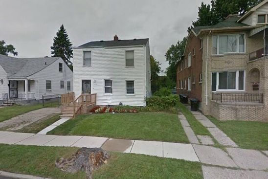 2 bed 1 bath Single Family at 534 W Margaret St Detroit, MI, 48203 is for sale at 40k - google static map