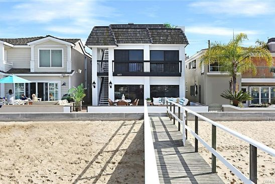 5 bed 4 bath Multi Family at 603 N Bay Front Newport Beach, CA, 92662 is for sale at 6.00m - google static map