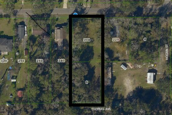 null bed null bath Vacant Land at 230 Franklin Ave Jacksonville, FL, 32218 is for sale at 30k - google static map