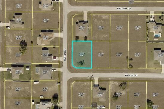 null bed null bath Vacant Land at 1105 NW 23rd Ter Cape Coral, FL, 33993 is for sale at 11k - google static map