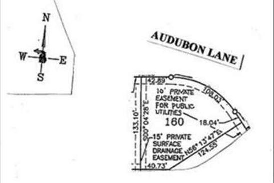 0 bed null bath Vacant Land at 7823 AUDUBON LN NEWPORT, MI, 48166 is for sale at 25k - google static map