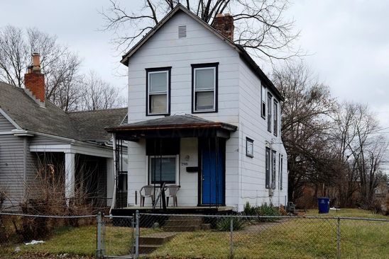 2 bed 1 bath Single Family at 798 Miller Ave Columbus, OH, 43205 is for sale at 50k - google static map