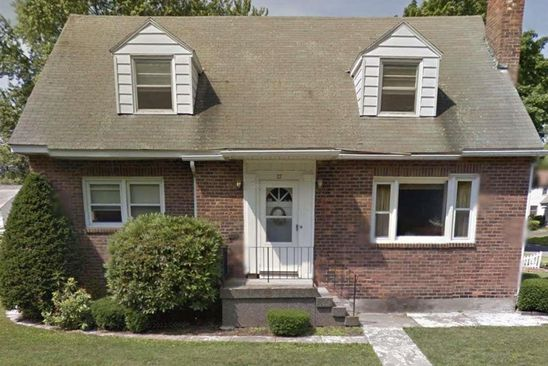 4 bed 3 bath Multi Family at 27 CRANNELL AVE DELMAR, NY, 12054 is for sale at 64k - google static map