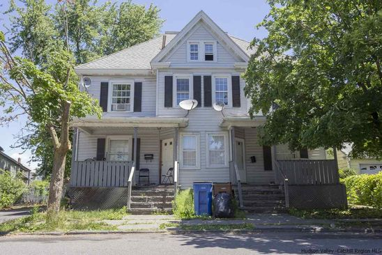 6 bed null bath Multi Family at 12 BROWN AVE KINGSTON, NY, 12401 is for sale at 210k - google static map
