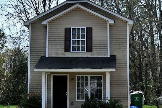3 bed 3 bath Single Family at 901 KEY ST CHARLOTTE, NC, 28208 is for sale at 120k - google static map