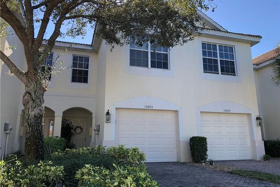 3 bed 3 bath Townhouse at 15655 Marcello Cir Naples, FL, 34110 is for sale at 255k - google static map