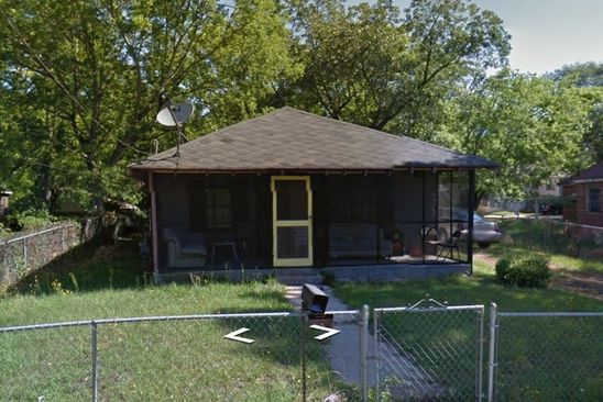 2 bed 1 bath Single Family at 547 Straight St Macon, GA, 31204 is for sale at 12k - google static map