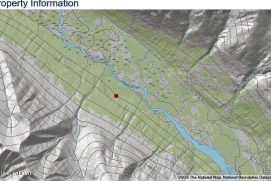 null bed null bath Vacant Land at  Nhn Theodore Kermit Foss Homestead Eagle River, AK, 99577 is for sale at 50k - google static map
