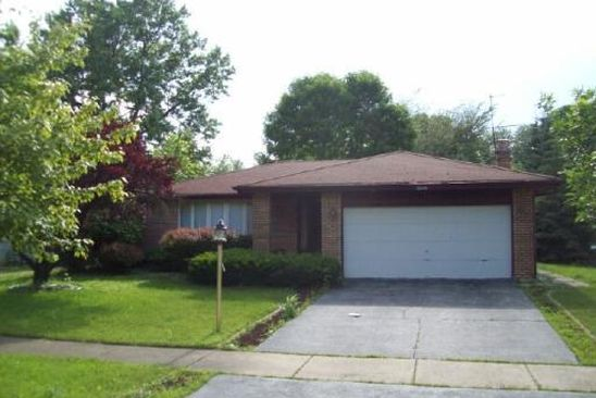 3 bed 2 bath Single Family at 18940 HAMLIN AVE FLOSSMOOR, IL, 60422 is for sale at 135k - google static map