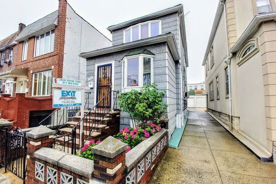 3 bed 2 bath Single Family at 1940 59TH ST BROOKLYN, NY, 11204 is for sale at 959k - google static map