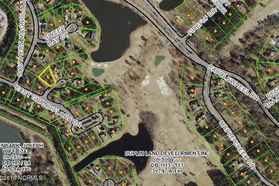 null bed null bath Vacant Land at 107 Silver Magnolia Ct Wallace, NC, 28466 is for sale at 5k - google static map