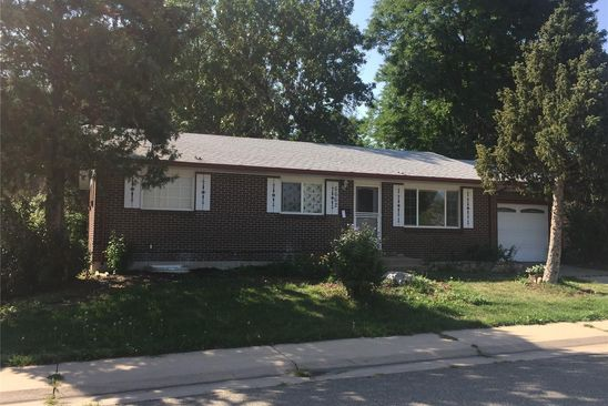 4 bed 3 bath Single Family at 6662 E DICKENSON PL DENVER, CO, 80224 is for sale at 520k - google static map