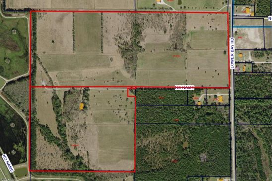 null bed null bath Vacant Land at 5220 LOWER BAY RD BAY SAINT LOUIS, MS, 39520 is for sale at 1.15m - google static map