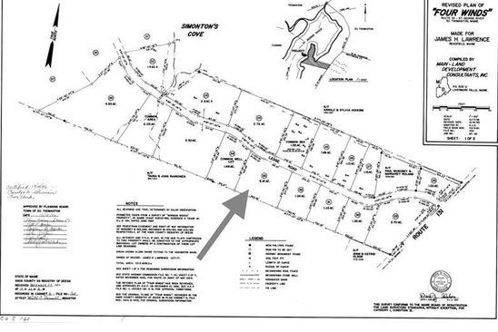 null bed null bath Vacant Land at 0 Ledge South Thomaston, ME, 04858 is for sale at 52k - google static map