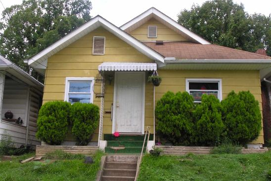 2 bed 1 bath Single Family at 2808 OVERLOOK DR HUNTINGTON, WV, 25705 is for sale at 50k - google static map