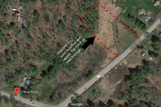 null bed null bath Vacant Land at  Tbd Middle Woolwich, ME, 04579 is for sale at 29k - google static map
